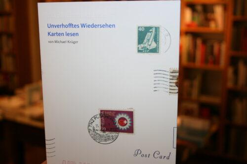 Michael Krüger, Unverhofftes Wiedersehen