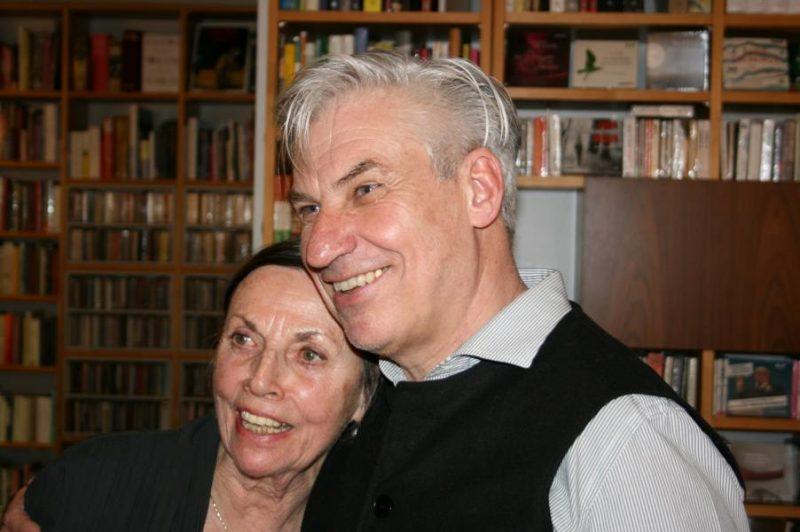 Helmut Mooshammer und Renate Heuser