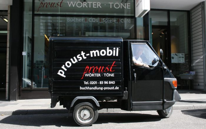 Das Proust-Mobil
