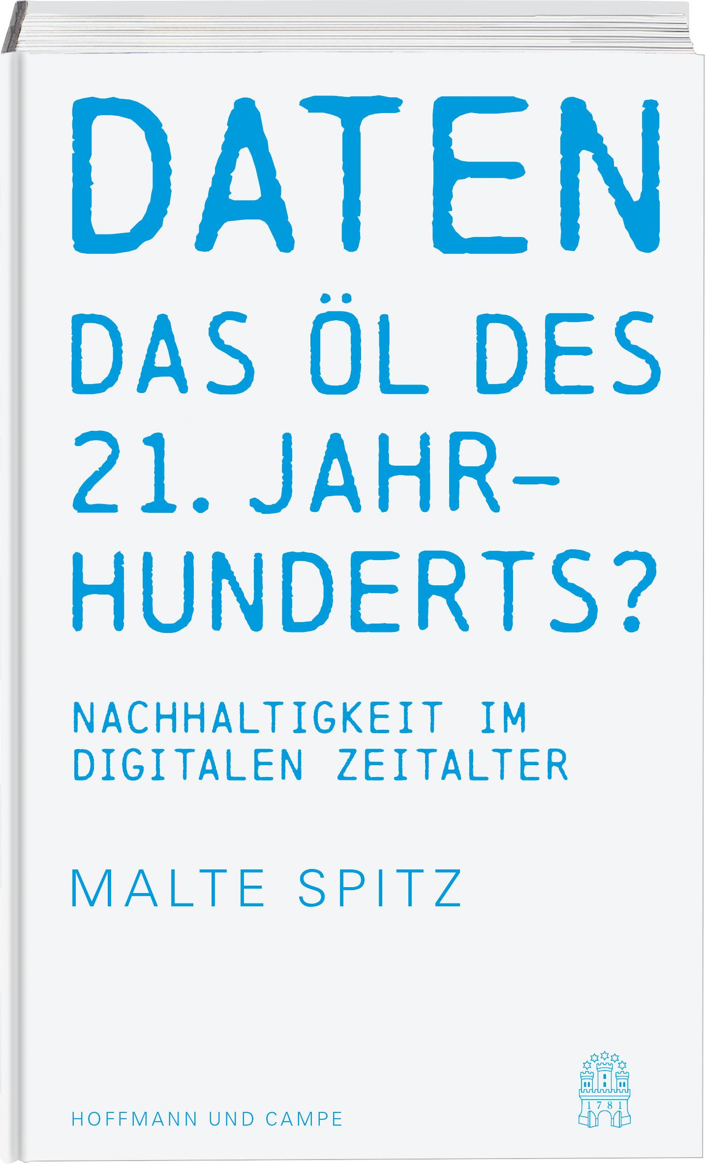 Malte Spitz, Daten