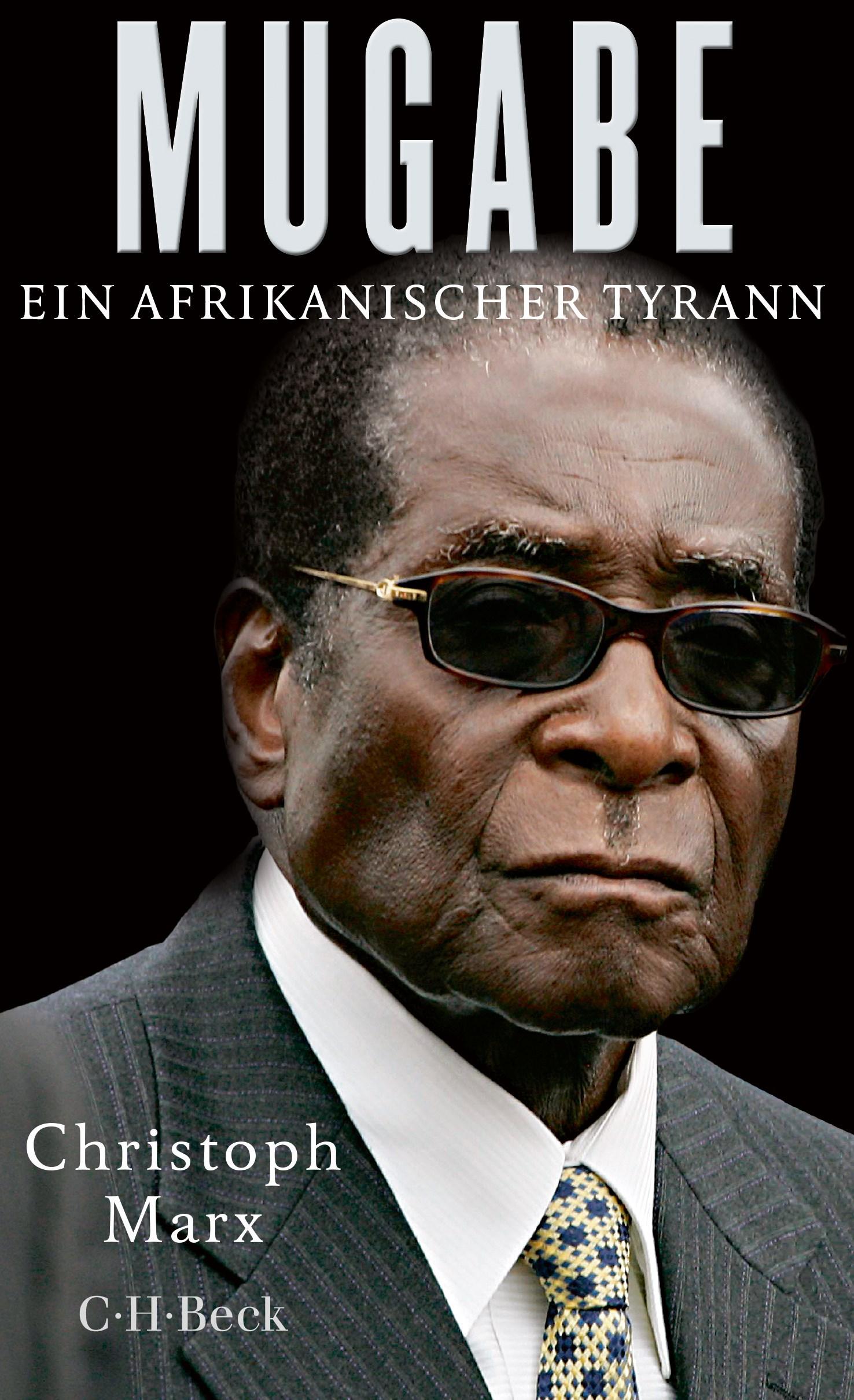 Christoph Marx, Mugabe