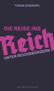 Ginsburg, Reise ins Reich