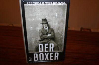Szczepan Twardoch, Der Boxer