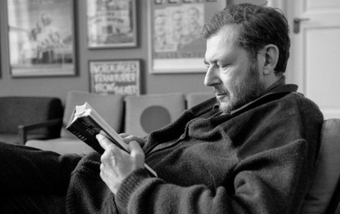 Oleg Jurjew © Stephan Jockel/Verbrecher Verlag