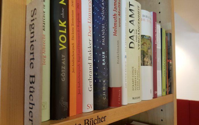 Neu: Signierte Bücher von Proust