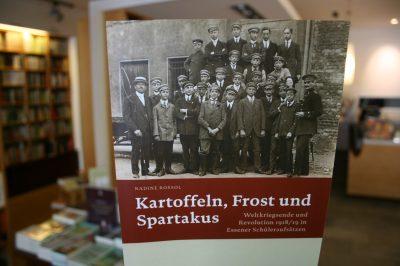 Nadine Rossol: Kartoffeln, Frost und Spartakus