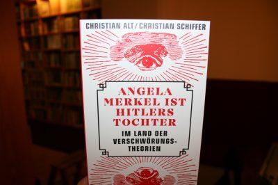 Alt/Schiffer, Angela Merkel ist Hitlers Tochter