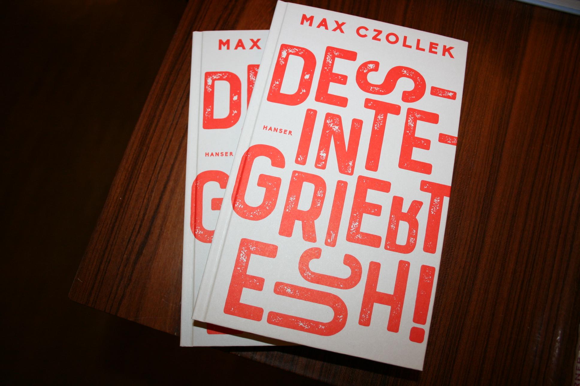 Max Czollek, Desintegriert euch!