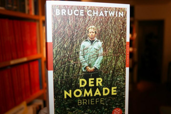 Bruce Chatwin, Der Nomade