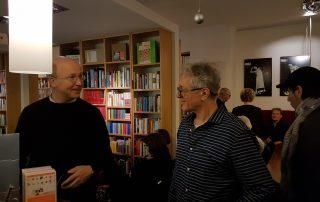 Stefan Bauer mit Edmund Meyer-Schwickerath