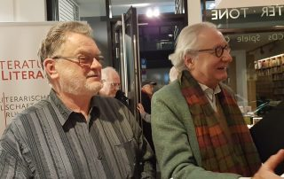 Bernd Rauschenbach und Joachim Kersten