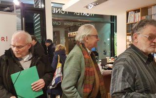 Giesbert Damaschke, Joachim Kersten und Bernd Rauschenbach