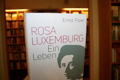 Ernst Piper, Rosa Luxemburg